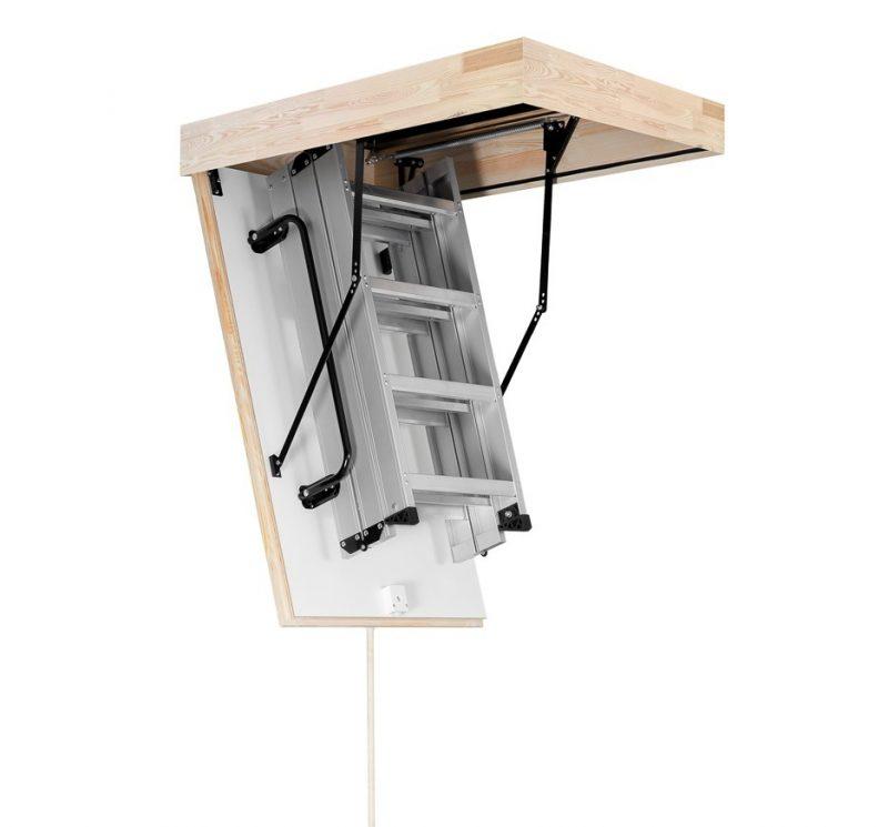 Çatı Merdiveni Aluminyum 004 3